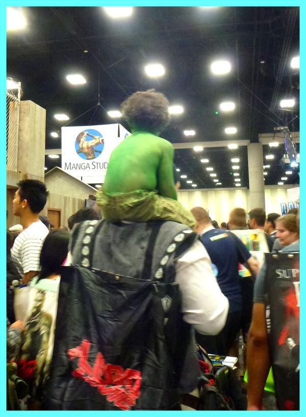 Baby Hulk!
