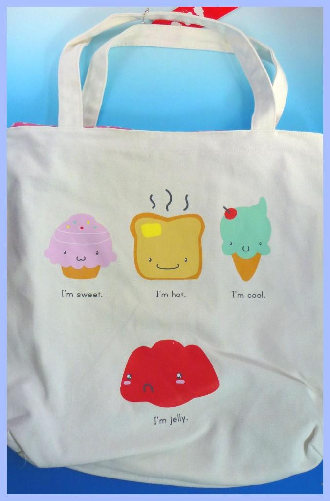 Awkward Animal tote bag