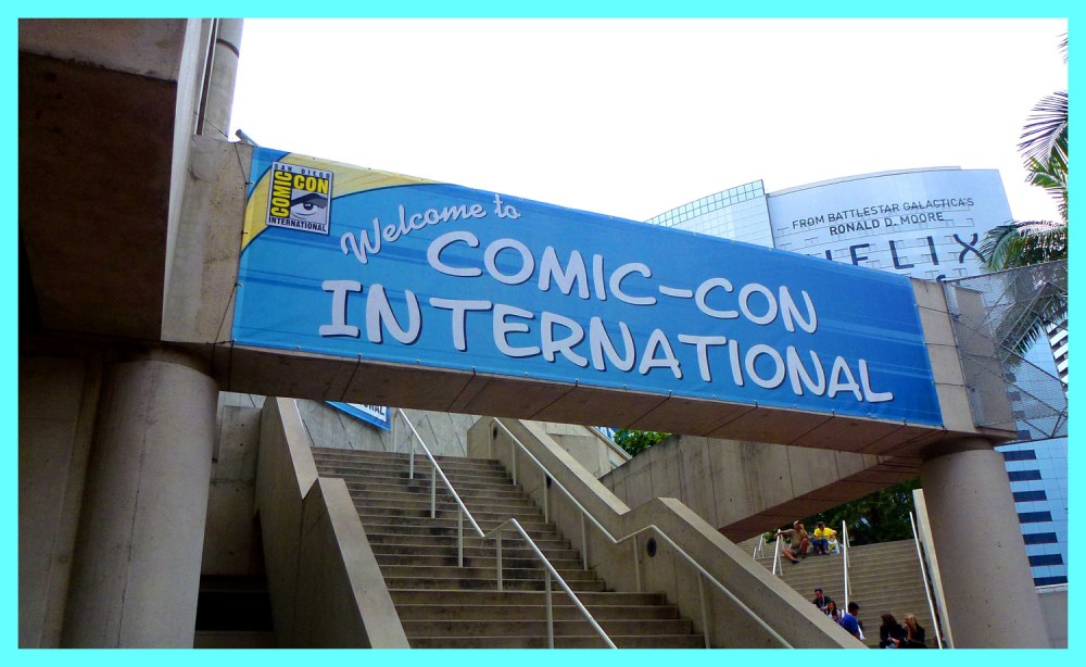 Welcome to Comic-Con!