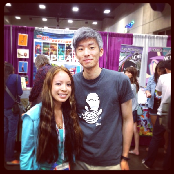 Ted from Wong Fu Productions