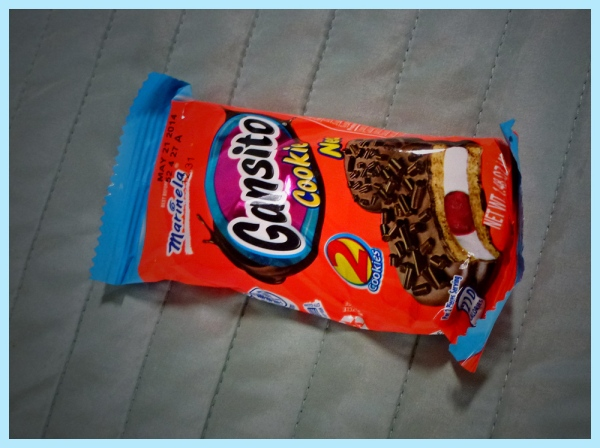 Mexican Snack: Gansito Cookie