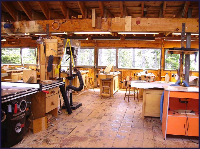 Woodworking Studio
