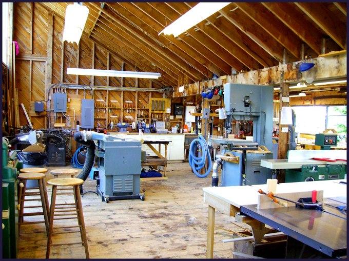 Woodworking Studio