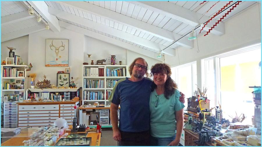 David Freda and Patricia McAleer
