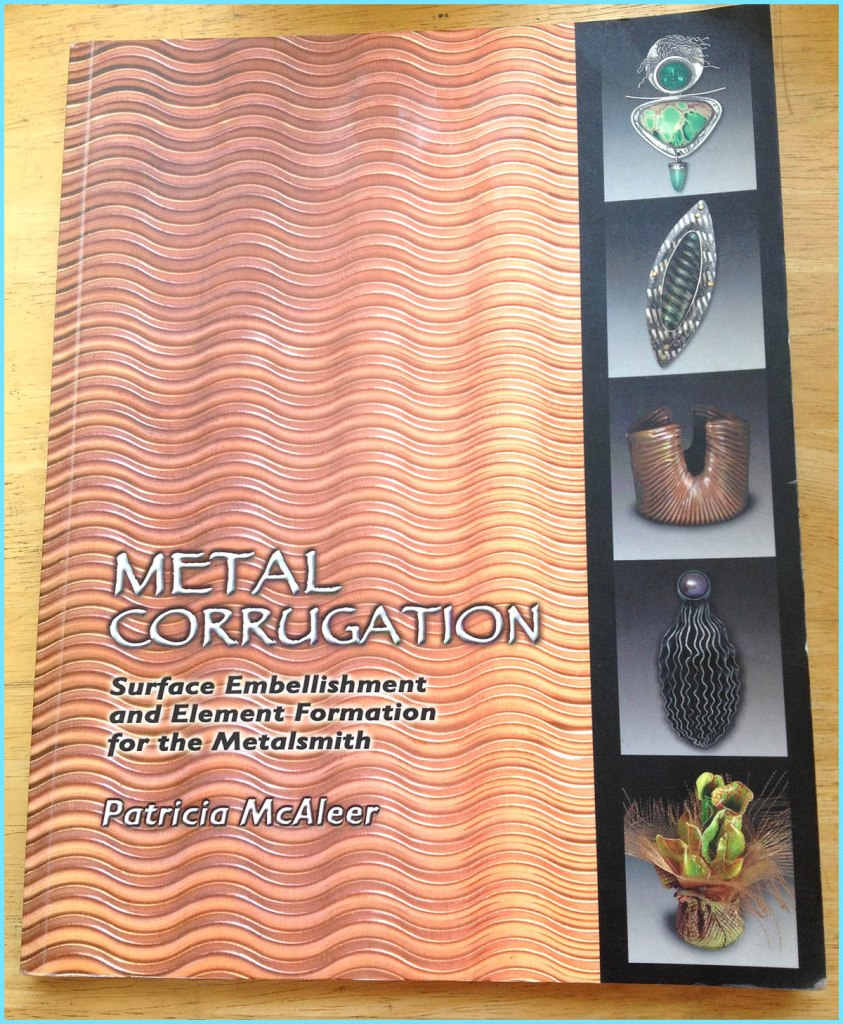 Trish McAleer's book on Metal Corrugation