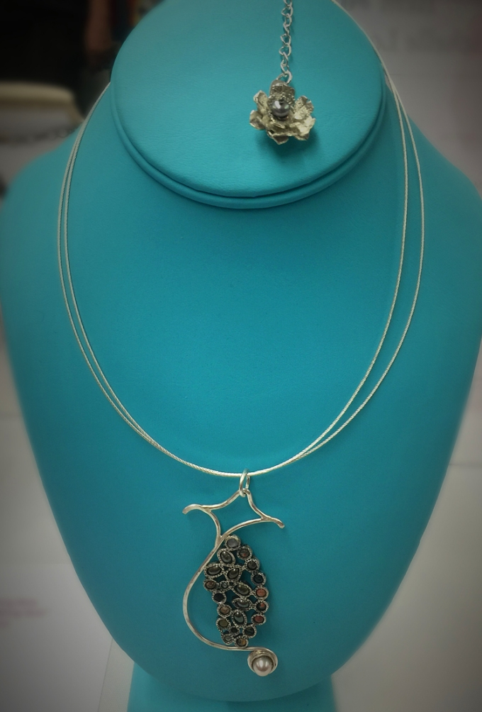 Ardee Atwood's Necklace: Untitled