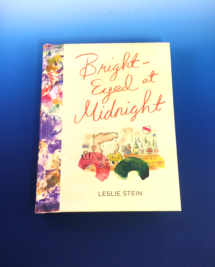 Bright-Eyed at Midnight by Leslie Stein.