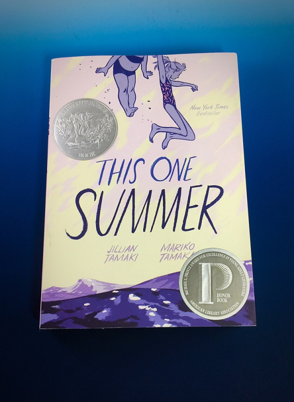 This One Summer by Jillian Tamaki and Mariko Tamaki.